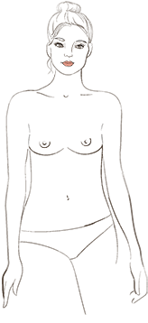 There Are Now Nine Types Of Boobs Apparently 21507UNILAD imageoptim breast shape dark athletic