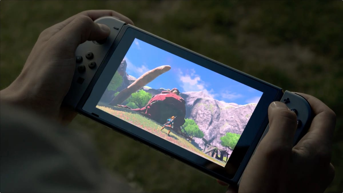 Nintendo Switch Control Stick Drift Complaints Are Becoming Way More Common