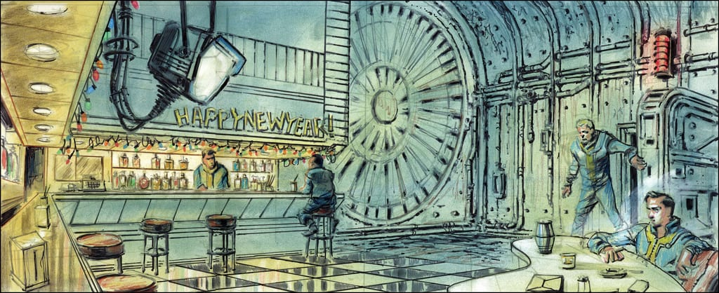 This Concept Art For Fallout 3 Is Absolutely Stunning 23646UNILAD imageoptim rRIRhV8
