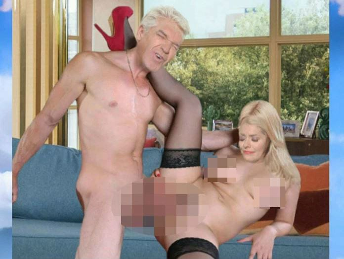 Holly Willoughby Shares X Rated Snap With Phillip Schofield On TV 23649UNILAD imageoptim HollyandPhilCelebJuice
