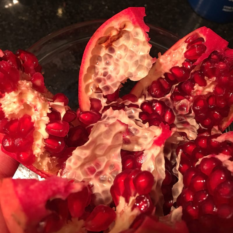 trypophobia-pomegranite