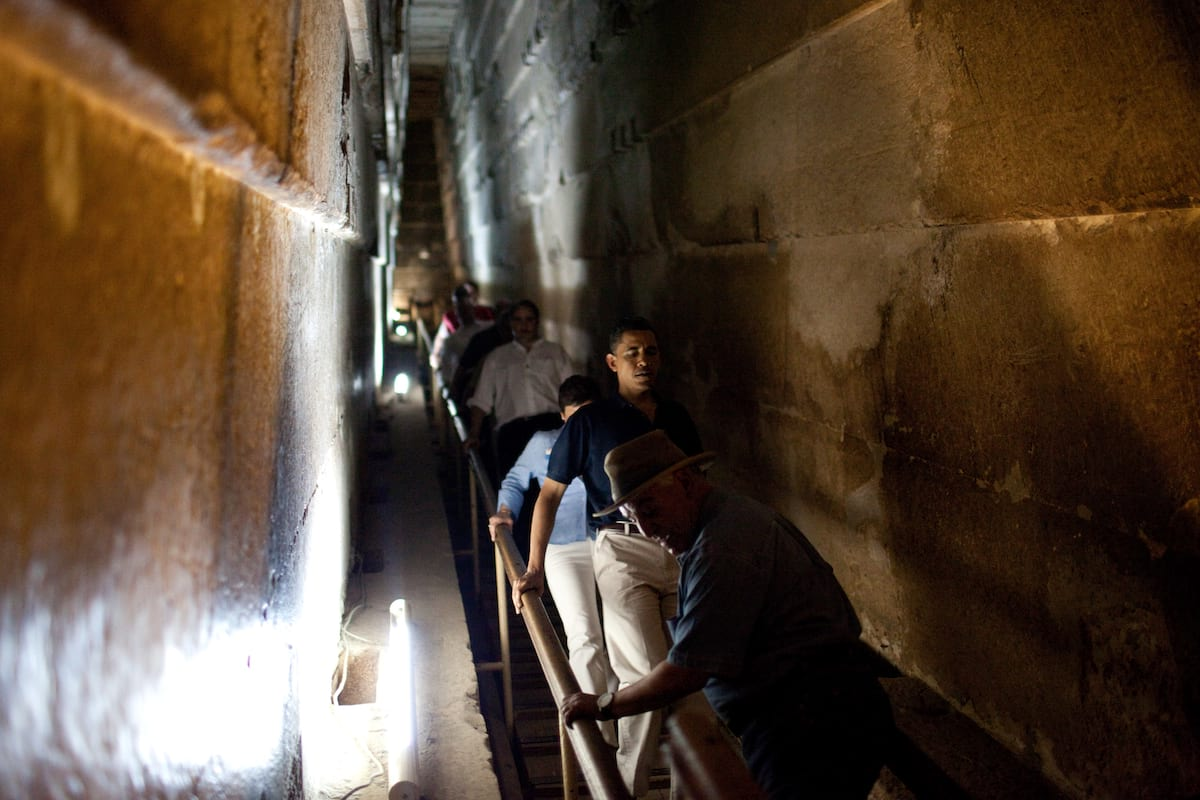 Mysterious Secret Chambers Discovered Inside Egypts Great Pyramids 24118UNILAD imageoptim GettyImages 88390033