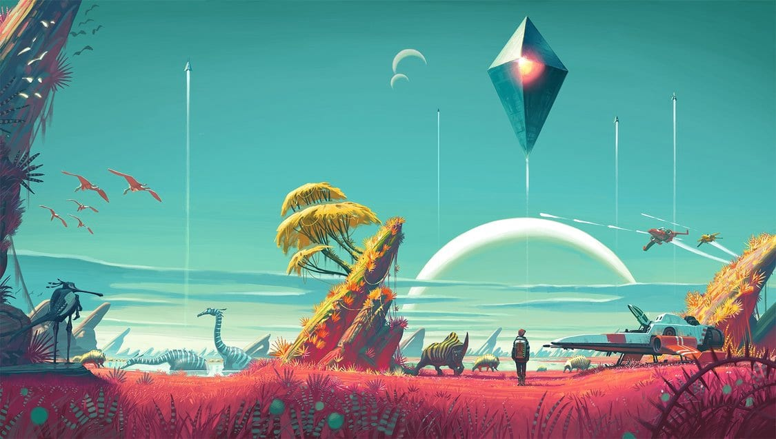 No Mans Sky Controversy Grows As Subreddit Temporarily Shuts Down %name