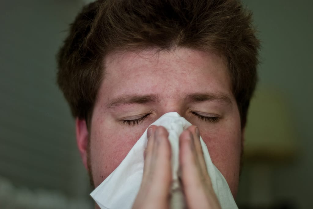 This Is The Easiest Way To Get Rid Of A Blocked Nose 25188UNILAD imageoptim flickr 2