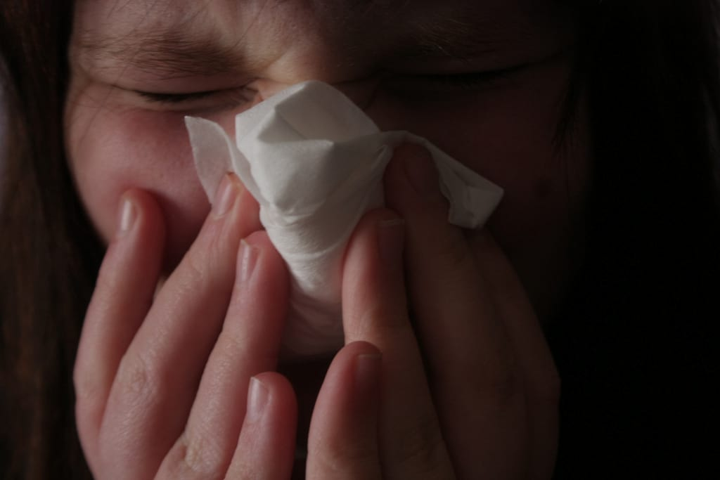 This Is The Easiest Way To Get Rid Of A Blocked Nose 2675UNILAD imageoptim flickr 1