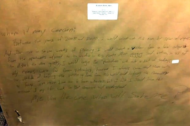creepy-hotel-room-note-confession-raleigh-north-carolina-669113