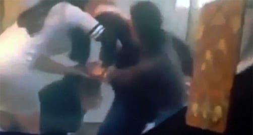 Kissing Couple Attacked By Guys Girlfriend And Gang Of Friends 2950UNILAD imageoptim Kissing4