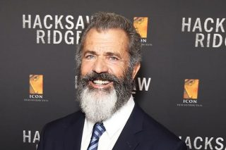 Hikers Spot Lone Bearded Man On A Mountain, Turns Out To Be Mel Gibson