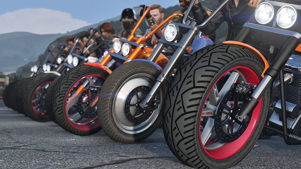 GTA Online To Receive Massive Updates And Expansions, Reports Suggest 33247UNILAD imageoptim gtaonlinebikers