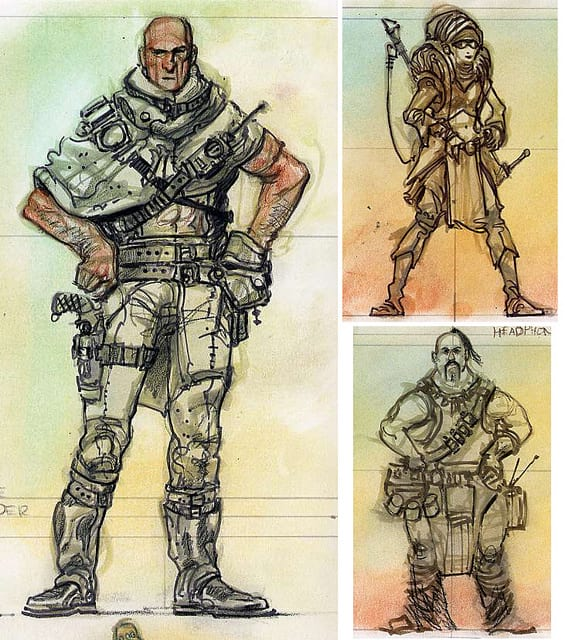 This Concept Art For Fallout 3 Is Absolutely Stunning 38235UNILAD imageoptim d4oRe1Y