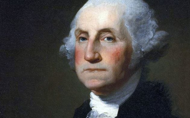 Here Are The Surprising First Jobs Of American Presidents 38625UNILAD imageoptim washington