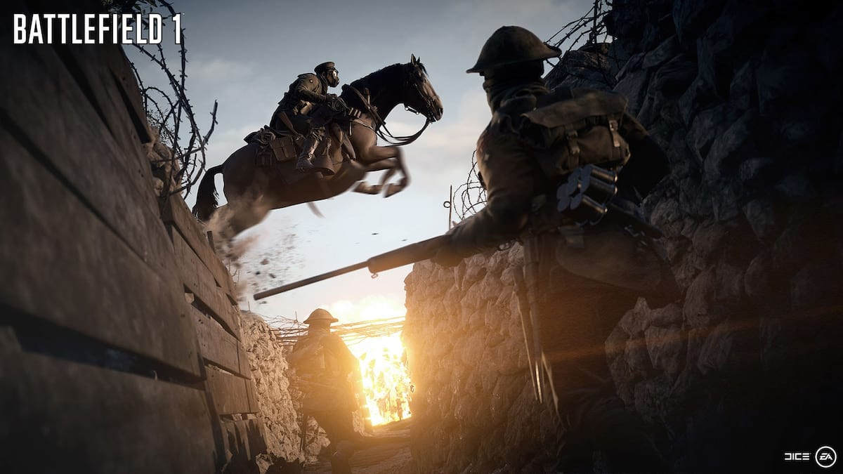 Five New Campaign Trailers Just Dropped For Battlefield 1 38896UNILAD imageoptim bf