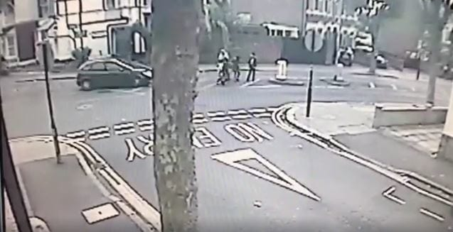Shocking Moment Hit And Run Driver Mows Down Entire Family 39592UNILAD imageoptim car