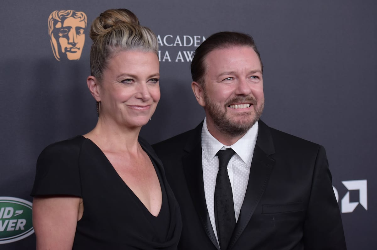 Ricky Gervais Makes Hilarious Drunken Speech At The BAFTAs 40696UNILAD imageoptim PA 29038106