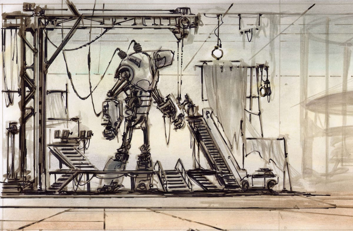 This Concept Art For Fallout 3 Is Absolutely Stunning 4188UNILAD imageoptim WlQD6ZC
