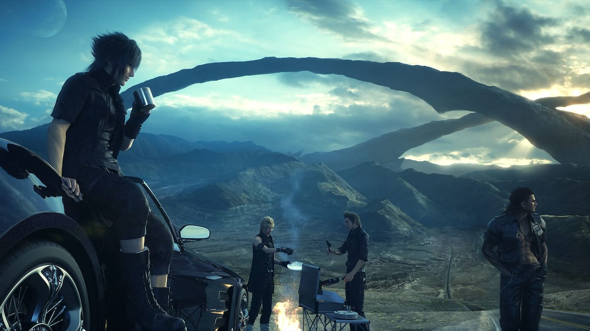 Check Out Final Fantasy 15s First 45 Minutes 43195UNILAD imageoptim final fantasy xv