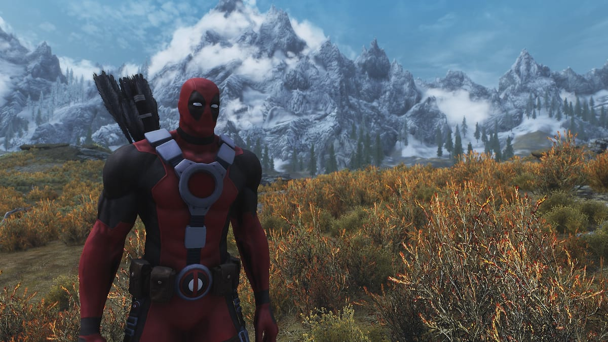 Skyrim: Special Edition - All Available Mods For PS4, Xbox