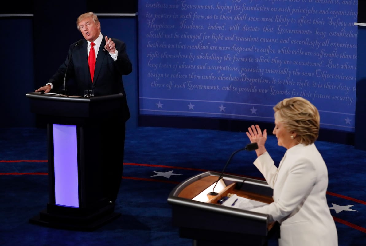 Donald Trump Says He Might Refuse Election Results In Third And Final Debate 44913UNILAD imageoptim PA 28958308