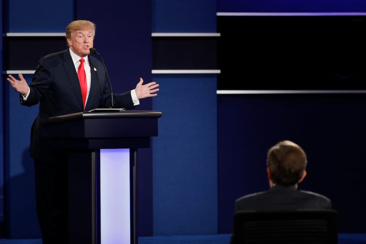 Donald Trump Says He Might Refuse Election Results In Third And Final Debate 44934UNILAD imageoptim PA 28958307