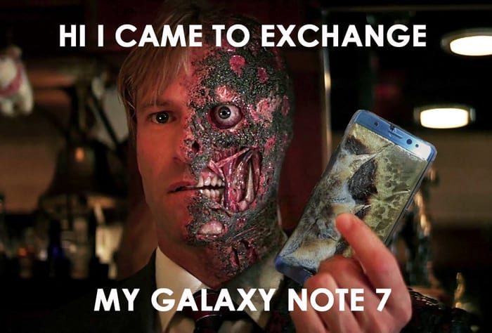 Samsung Take Down GTA V Mod Video Of Galaxy Note 7 Exploding 45049UNILAD imageoptim funny reaction to samsung galaxy note 82