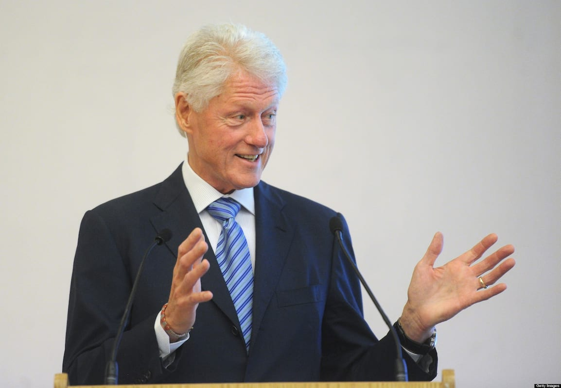 Here Are The Surprising First Jobs Of American Presidents 45627UNILAD imageoptim o BILL CLINTON COMIC BOOK facebook