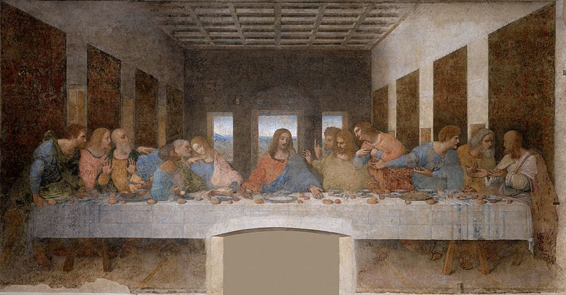 Miss Bumbum Replicates The Last Supper In Photo Shoot, Sparks Religious Outrage 46593UNILAD imageoptim The Last Supper