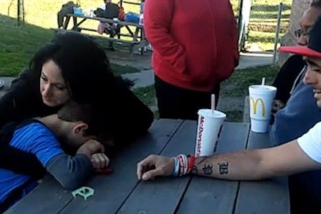 Dad Films Moment Son Learns His Mum Has Overdosed On Heroin 46706UNILAD imageoptim 3953A59600000578 3834064 image m 57 1476268858659