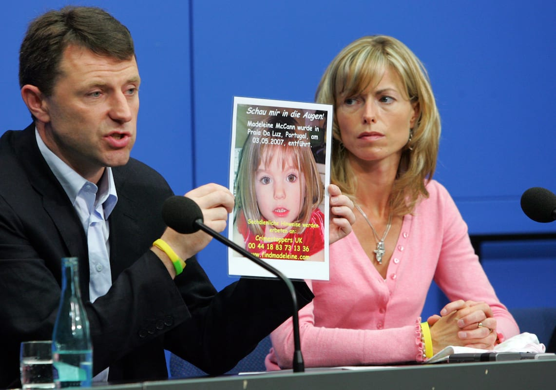 Image result for madeleine mccann fund