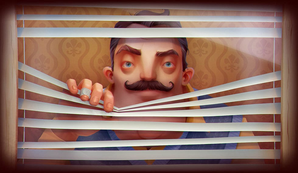 Six Promising Horror Games To Look Out For In 2017 49707UNILAD imageoptim Hello Neighbor feature