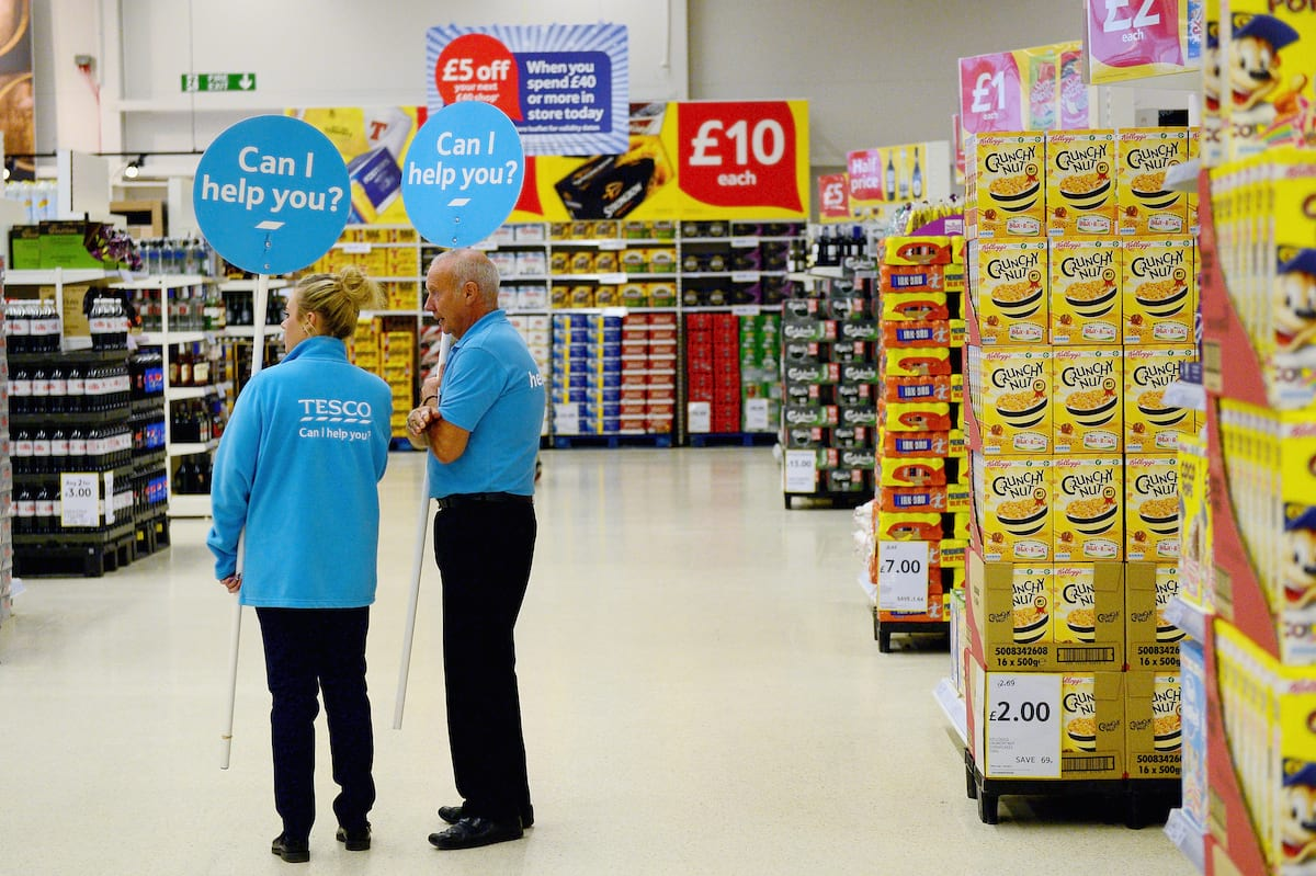 Heres How To Get Free Food And Money From Tesco 53532UNILAD imageoptim GettyImages 457707500