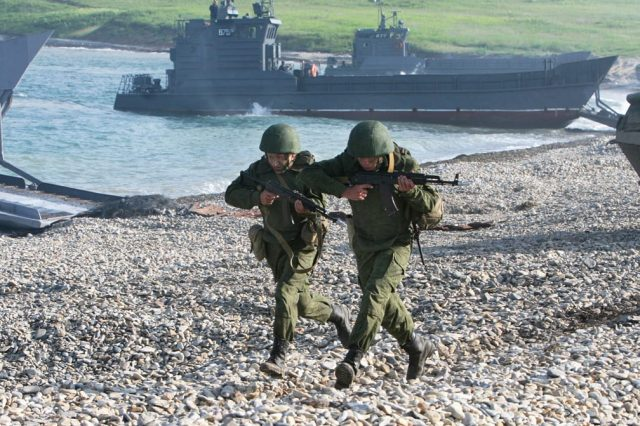 Royal Navy On Stand By As Russian Warships Sail Towards English Waters 57698UNILAD imageoptim RIAN archive 711423 Vostok 2010 Strategic Exercise in Vladivostok 640x426