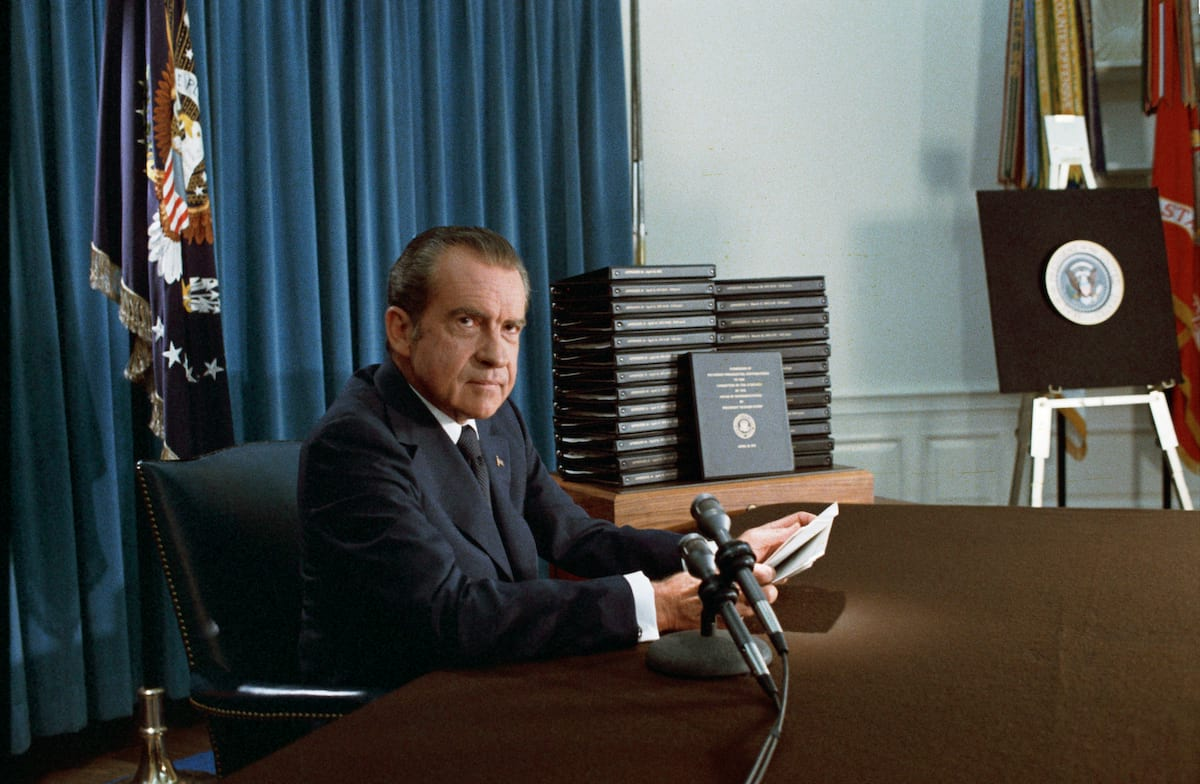 Here Are The Surprising First Jobs Of American Presidents 60064UNILAD imageoptim Nixon edited transcripts