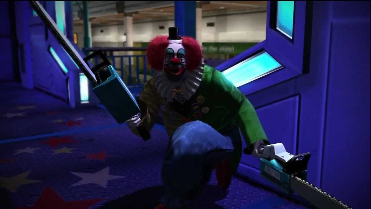 The Nine Creepiest Clowns In Gaming 60987UNILAD imageoptim adam