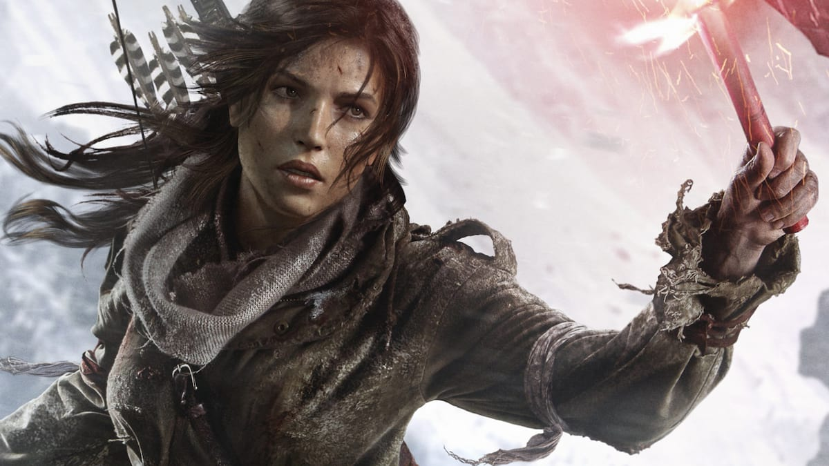 Rise Of The Tomb Raider: 20 Year Celebration   The Perfect Birthday Bash 61207UNILAD imageoptim rise of the tomb raider by vgwallpapers d8vlnzf