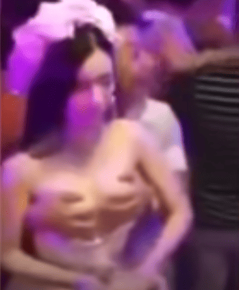 Guests Grab Brides Bare Breasts In Weirdest Wedding Tradition Ever 61607UNILAD imageoptim bride