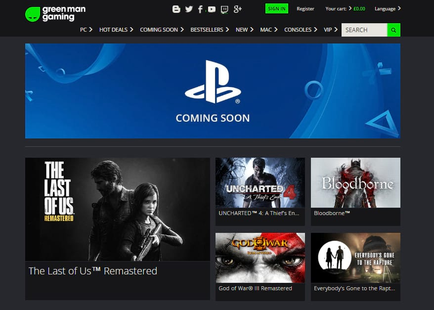 Sony Partners With Online Vendor To Sell Digital PS4 Games 64418UNILAD imageoptim Untitled 1