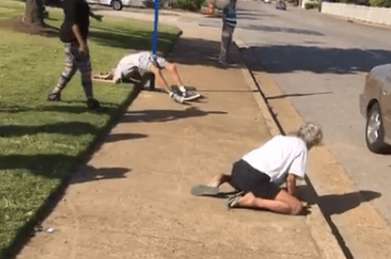 Heroin Addicts Lose Consciousness In Street, Everyone Just Laughs 64576UNILAD imageoptim drugs