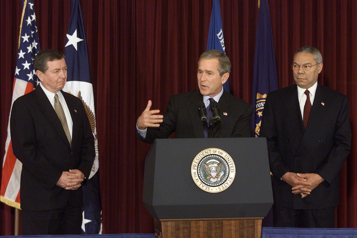 This Is What Happened To George W Bushs Most Wanted Terrorists 64672UNILAD imageoptim GettyImages 1171365