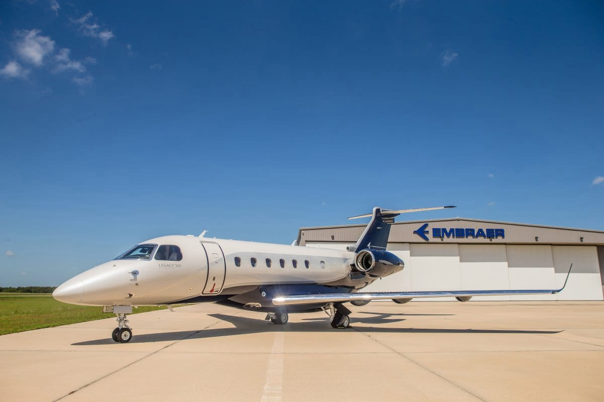 the-legacy-500-is-the-latest-offering-from-brazils-embraer-aerospace-its-one-of-the-largest-airplane-makers-in-the-world-and-produces-commercial-private-and-military-aircraft