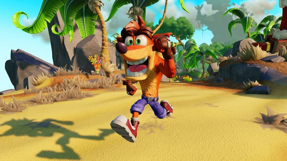 Crash Bandicoot Release Date And Cover Art Apparently Leaked 8013UNILAD imageoptim sony announced ps4 remastered versions of three crash bandicoot games from the original playstation console and an guest appearance on skylander