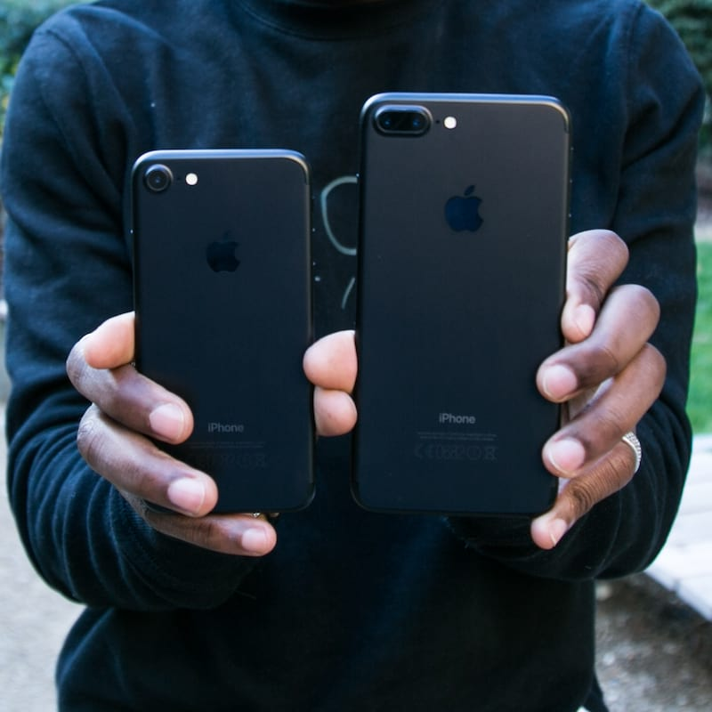 IPHONE 7 VS IPHONE 7 PLUS ESPAÑOL