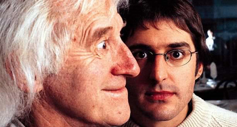 Disturbing Clip Shows Jimmy Savile Grope Teen During Louis Theroux Documentary louis fb thumb