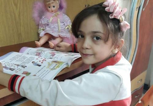 Seven Year Old Girl Tweets Graphic Reality Of Her Life In Aleppo War Zone wsi imageoptim AleppoTweetsweb