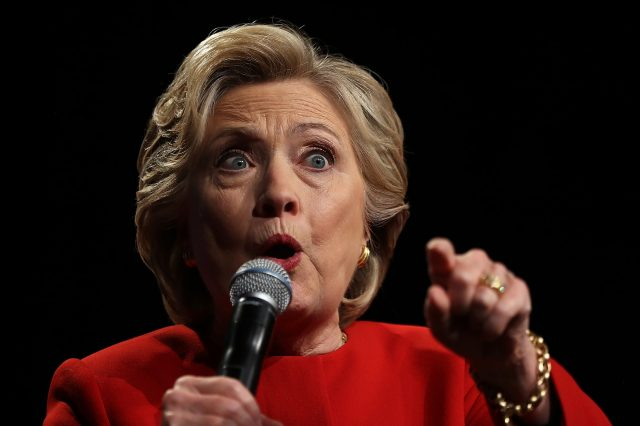Leaked Emails Show How Hillary Clinton Considered Assassinating Julian Assange wsi imageoptim GettyImages 610610226 640x426