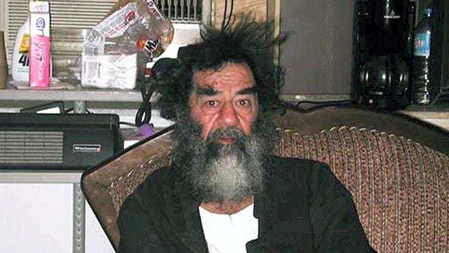 Saddam Hussein Is Still Alive According To New Conspiracy ... Saddam Hussein Execution
