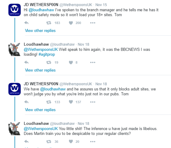 Guy Gets Absolutely Destroyed On Twitter By Wetherspoons Account 10309UNILAD imageoptim Wetherspoons1