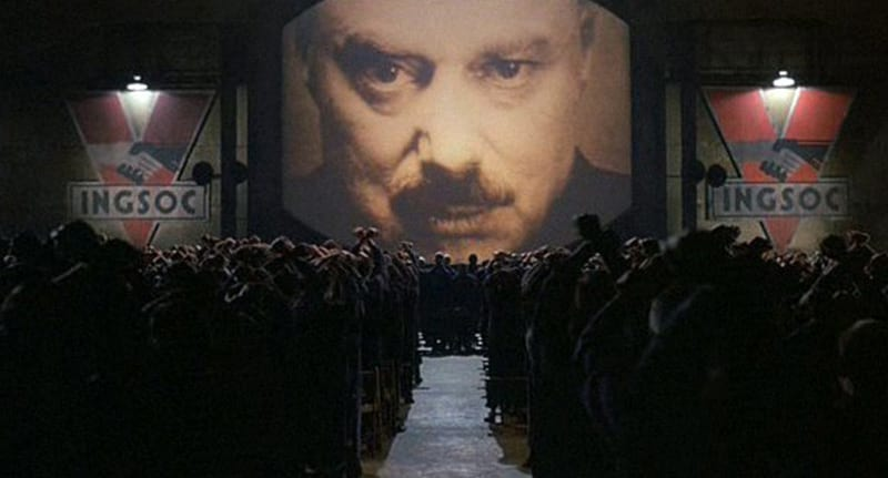 big brother is watching you 1984 Nineteen Eighty-Four