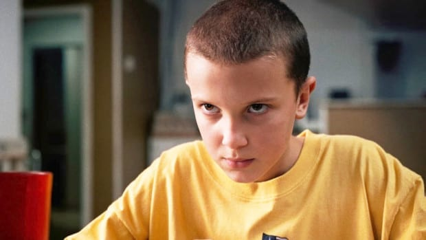 Eleven Went To Comic Con In Disguise And The Pics Are Hilarious 11347UNILAD imageoptim Eleven Stranger Things