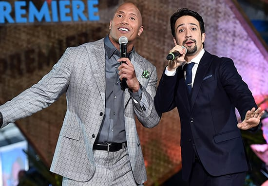 The Rock Is About To Make A Surprising New Career Move