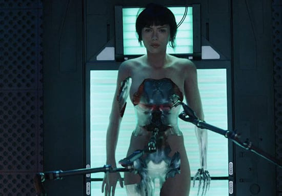 Scarlet Johansson Is Unrecognisable In Mind-Bending Ghost in the Shell Trailer